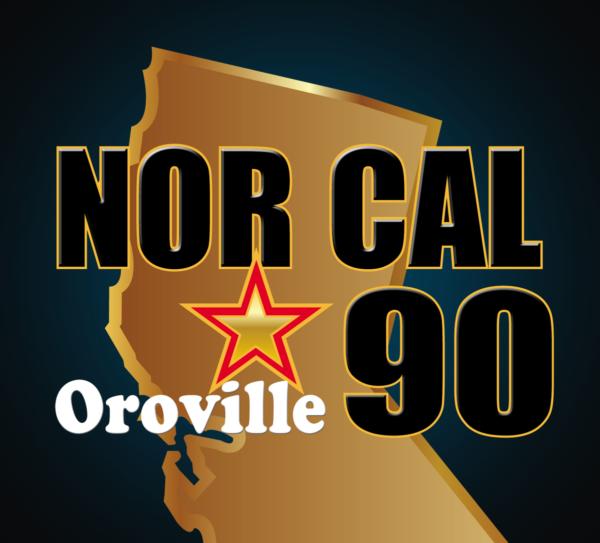 NorCal90 logo