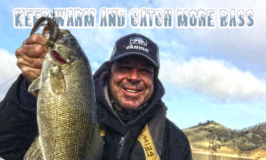 Dressing up for the Cold with Pro Angler Mark Lassagne