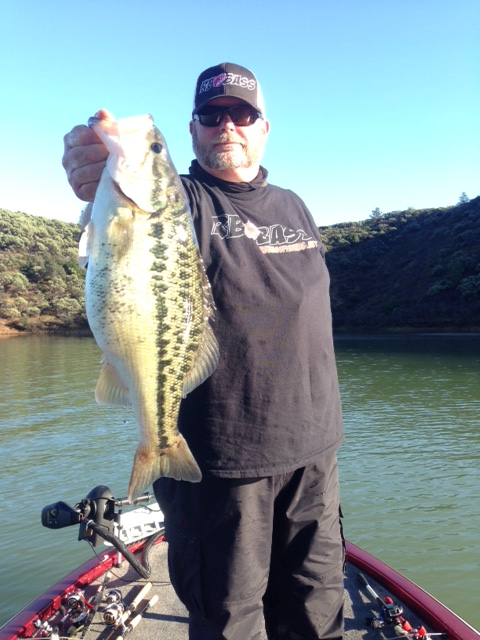 Oroville California Map >> Lake Shasta Fishing Report by Ron Howe | RB Bass Fishing