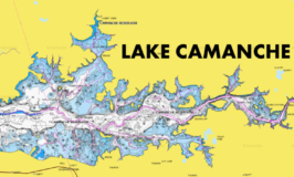 Lake Camanche fishing report by Rich Hale