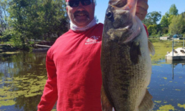 Clear Lake Fishing Report By Bob Tyler