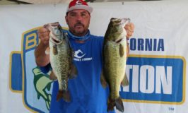 Michael Coleman wins at the Delta with 27.89 pounds