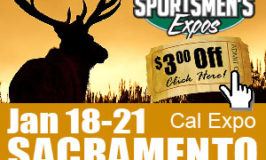 RB BASS & Cal Coast Fishing at Sacramento ISE Show
