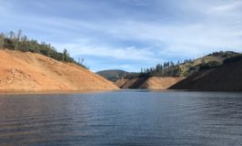 Lake Oroville Fishing Report by James Everhart