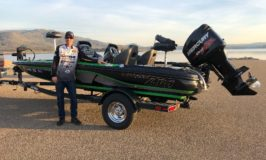 Josh Parris joins Bass Pro State Team with Nitro Boats