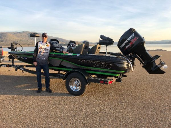 Josh Parris Joins Bass Pro State Team With Nitro Boats Rb Bass Fishing