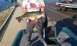 Lake Don Pedro Fishing Report by Rich Hale