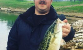 Lake Melones fishing report by Ernie Dixon