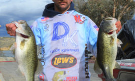 Kenneth Cleveland wins Castaic with 33.58 pounds