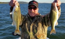 Folsom Lake fishing report by Bob Pietruszka