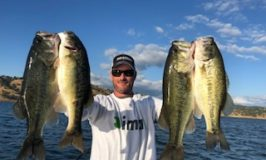 Lake New Melones Fishing Report with Josh Parris