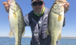 Lake Camanche Fishing Report 6/30/18 by Rick Novotny
