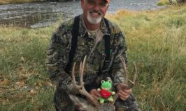 Wyoming deer hunt 2018 By Mike Rogers