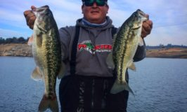 Folsom Lake Fishing Report by Ryan Hall